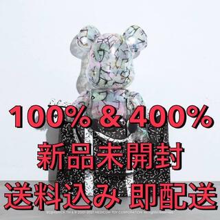 MEDICOM TOY - BE@RBRICK JIMMY CHOO 100%&400%セット