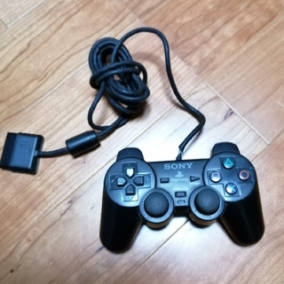 プレイステーション2(PlayStation2)のプレステ2 コントローラー ジャンク(その他)
