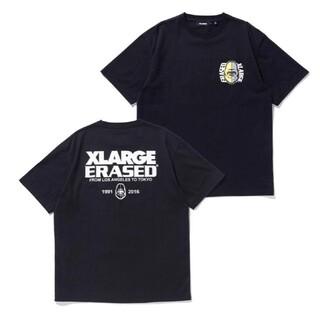 XLARGE - X-large × erased コラボTシャツ