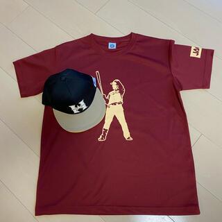 北海道日本ハムファイターズ - 清宮tシャツと日ハム帽子