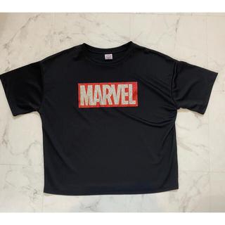 MARVEL - マーベルTシャツ&ミニポーチ
