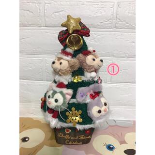 ダッフィー(ダッフィー)のディズニーシー♥ダッフィー&フレンズ🧸ウィンターホリデー クリスマスツリー①♥(その他)
