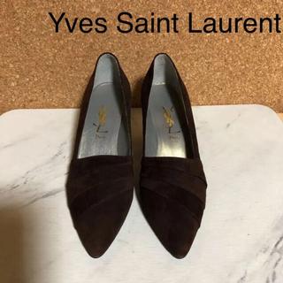 サンローラン(Saint Laurent)のYves Saint Laurent イヴ サン ローラン パンプス  未使用品(ハイヒール/パンプス)