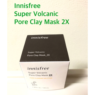 Innisfree - Innisfree  Super Volcanic Pore Clay Mask