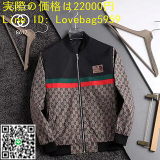 THE NORTH FACE - GUCCI ×The North Face 長袖  マウンテンパーカー22000