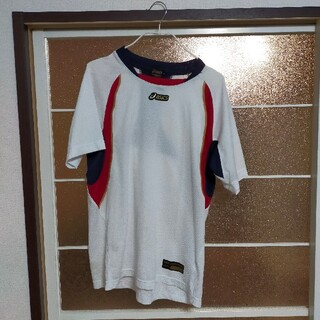アシックス(asics)のアシックス asics ベースボールTシャツ べーティー(ウェア)