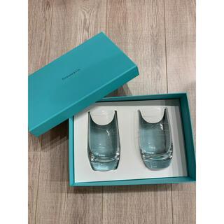 ティファニー(Tiffany & Co.)の【新品未使用】ティファニー カデンツタンブラー ペアグラス(グラス/カップ)