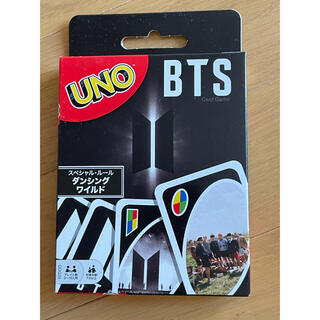 防弾少年団(BTS) - BTS バンタン UNOゲーム
