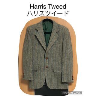 ハリスツイード(Harris Tweed)のHarris Tweed ハリスツイード ジャケット USA製 テーラード(テーラードジャケット)
