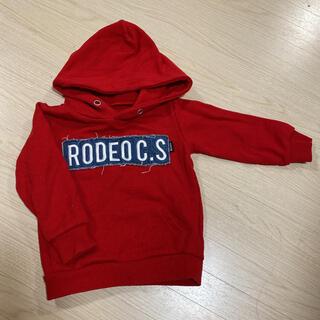 ロデオクラウンズワイドボウル(RODEO CROWNS WIDE BOWL)のRODEO CROWNSパーカー(ジャケット/上着)