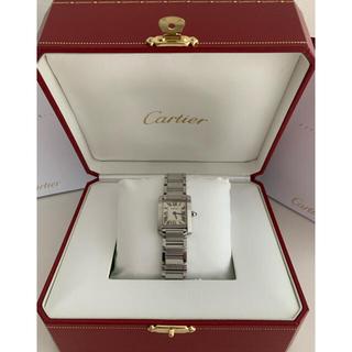 Cartier - 美品❣️カルティエ☆タンクフランセーズ SM