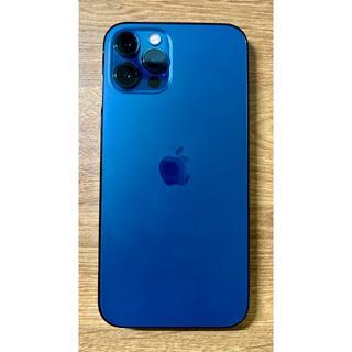 Apple - 保証残あり★iPhone 12 Pro 256GB パシフィックブルー