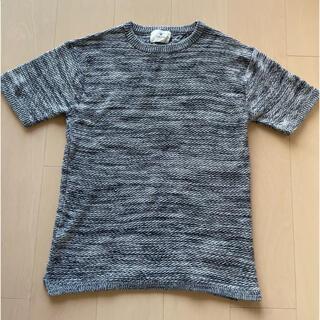 サニーレーベル(Sonny Label)のニット カットソー 半袖 Tシャツ アーバンリサーチ(ニット/セーター)