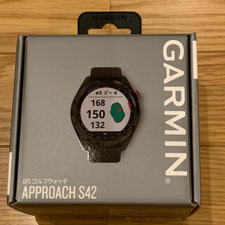 GARMIN - ガーミン S42  GARMIN APPROACH