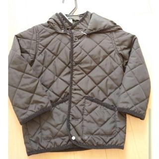 ムジルシリョウヒン(MUJI (無印良品))のキルティングコート 無印良品 110cm(ジャケット/上着)