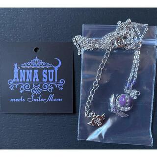 ANNA SUI - 【新品】ANNA SUI×セーラームーン シルバー ネックレス