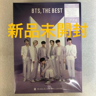 BTS THE BEST初回限定盤C(K-POP/アジア)