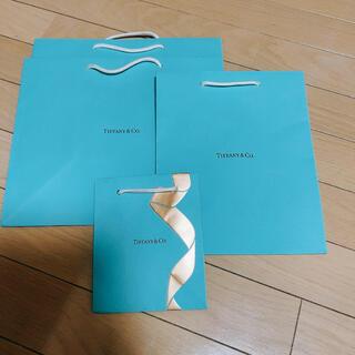 ティファニー(Tiffany & Co.)の【未使用】TIFFANY&Co.ショッパー(ショップ袋)