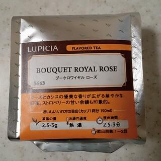 ルピシア(LUPICIA)の新品✩ルピシア ブーケロワイヤルローズ 紅茶 茶葉 50g(茶)