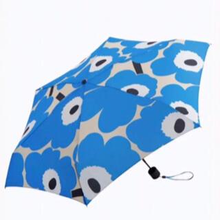 マリメッコ(marimekko)の新品 マリメッコ ウニッコ 折りたたみ傘(傘)