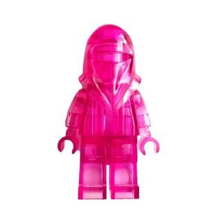 Lego - レゴ   透明ミニフィグ   インペリアルガード