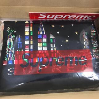 Supreme - Supreme Skyline S/S Top L ブラック Tシャツ