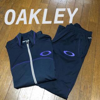 Oakley - コメントで8,300円❗️OAKLEYジャージ上下セット