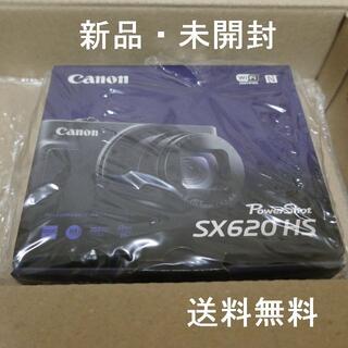Canon - Canon PowerShot SX620HSブラック 純正ケーブル付