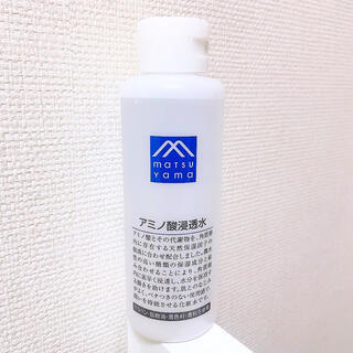 マークスアンドウェブ(MARKS&WEB)のMマーク アミノ酸浸透水 180ml(化粧水/ローション)