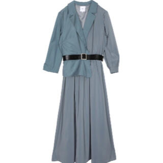 アメリヴィンテージ(Ameri VINTAGE)のトリニティジャケットドレス(その他ドレス)