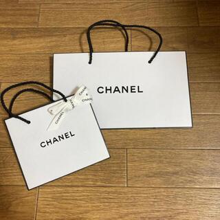CHANEL - CHANEL ショップ袋🖤