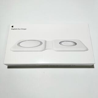 Apple - 【新品未使用】Apple MagSafeデュアル充電パッド