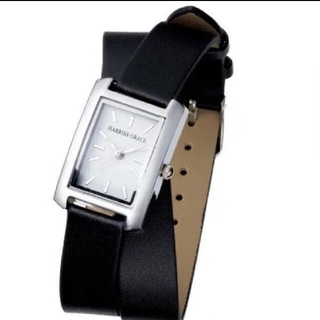 素敵なあの人 12月号付録 ハリス・グレース 腕時計