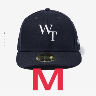 W)taps - wtaps new era 59fifty ネイビー M navy