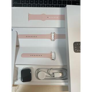 Apple - Apple Watch  シリーズ se 44mm 4G +GPS