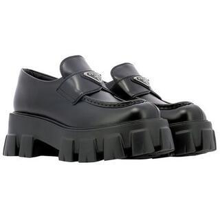 プラダ(PRADA)のPRADAプラダ 革の靴 (その他)