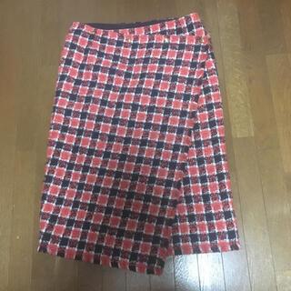 ドゥロワー(Drawer)のDrawer ドゥロワー セミタイトスカート(ひざ丈スカート)