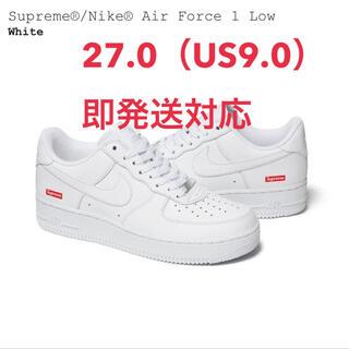 シュプリーム(Supreme)の21AW Supreme / Nike Air Force 1 Low  (スニーカー)