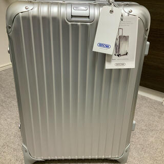 リモワ(RIMOWA)のRIMOWA  TOPAS 2輪 新品 未使用(トラベルバッグ/スーツケース)