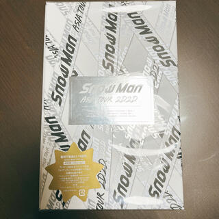 Johnny's - 【初回盤Blu-ray】Snow Man ASIA TOUR 2D.2D.