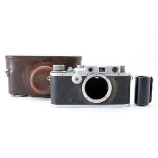 ライカ(LEICA)のLeica llla 1936年製(フィルムカメラ)