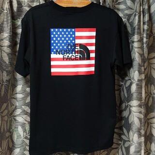 ノースフェイス Tシャツ THE NORTH FACE 半袖 ロゴ サイズL