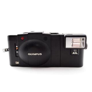 OLYMPUS XA3 + A1L 【カメラ完動品・フラッシュは不動】(フィルムカメラ)