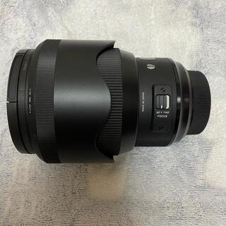 SIGMA - SIGMA 85mm f1.4 DG HSM Art ニコンFマウント用