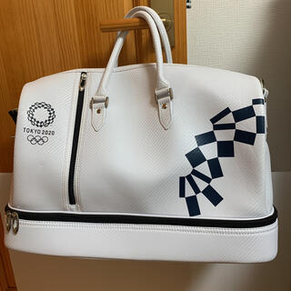 ブリヂストン(BRIDGESTONE)の2020東京オリンピック ブリヂストン ボストンバッグ ゴルフ ゴルフバッグ (バッグ)