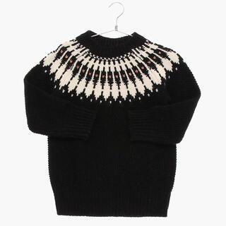 アメリヴィンテージ(Ameri VINTAGE)のvintage kint gradation sweater sullen(ニット/セーター)