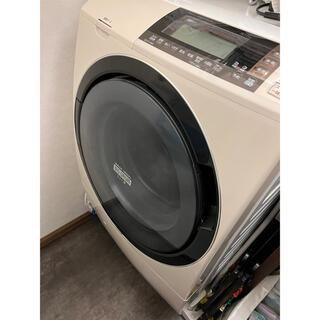日立 - 日立ドラム式洗濯乾燥機10kg/6kg ビッグドラムスリム BD-S8700L