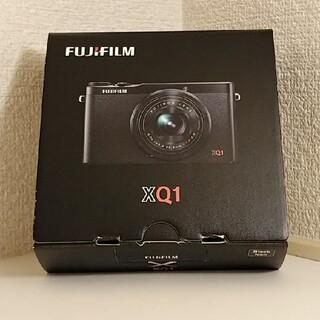 富士フイルム - 富士フィルム デジタルカメラ XQ1(互換バッテリーx2 チャージャーセット)
