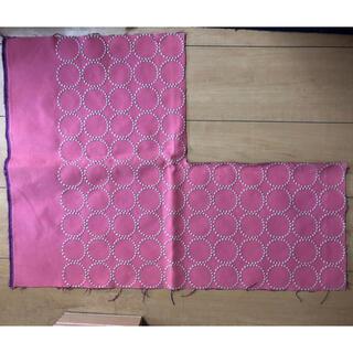 ミナペルホネン タンバリ dop ピンク 紫