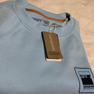 patagonia - パタゴニア スウェットシャツ Sサイズ ブルー メンズ